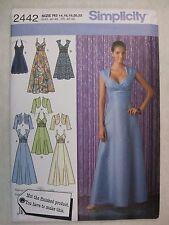 Dress Bolero size 14 to 22 Sewing Pattern 2442 S Read Listing Info