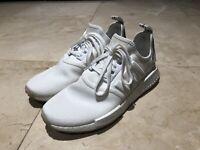 Adidas Originals NMD_R1 [BD7746] Men Casual Shoes White/Black Size 9.5