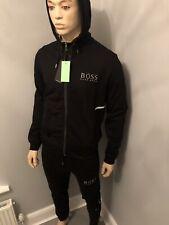Hugo Boss Black Tracksuit Hoodie & Pant XXL Mens RRP £288 Bargain £109