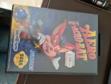 Sega Megadrive Aero the Acro Bat