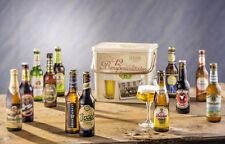 Bier-Geschenk, Geburtstagsgeschenk für Männer, 12 x 0,33l - Bierverkostung
