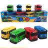 Hot 4 pcs Cars Toy The Little Bus TAYO Friends Mini Set Tayo Rogi Gani Rani Gift
