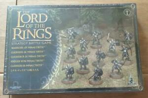 ** Games Workshop 04-08 Lord of the Rings Warriors of Minias Tirith 12 pieces