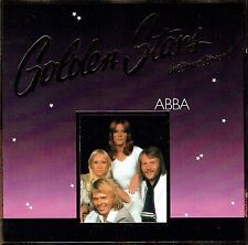 (CD) ABBA - Golden Stars (International) - I Have A Dream, Chiquitita, SOS, u.a.