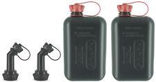 FUELFRIEND-BIG 2 Liter Klein-Benzinkanister Reservekanister für Auto + Motorrad