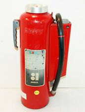 New listing Vintage Ansul 1-A-20-E Class A B C Fires Nitrogen Gas Powered Fire Extinguisher