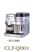 COFFEE MACHINE, Q1 COLET BY AMPS, BEANS TO CUP FULLY AUTOMATIC.