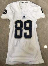 2012 Game Used Notre Dame Football Kapron Lewis Jersey Captain Dublin Irland