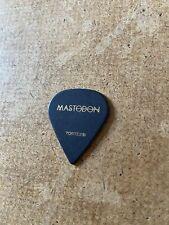 2021 Mastodon Tour Guitar Pick