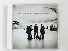 U2 All That You Can't Leave Behind+1 UICI-1002 JAPAN CD 020az58