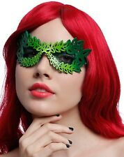 Poison Ivy Vine Mask Cosplay New With Tags!