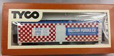 TYCO HO Scale Purina Ralston Billboard Reefer 40Ft 355E