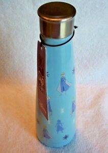 Sip by S'well Disney Frozen Elsa Theme 15oz Stainless Steel Water Bottle NWT