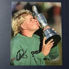 JOHN DALY HAND SIGNED 8x10 PHOTO AUTOGRAPHED GOLFING LEGEND RARE AUTHENTIC