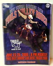 Pauls Valley Oklahoma Rodeo 60th Annual Heritage Days Wacker Park