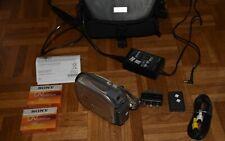 CANON MV-901 Mini DV-Camcorder Digital Camera Anleitung mit Zubehörpaket