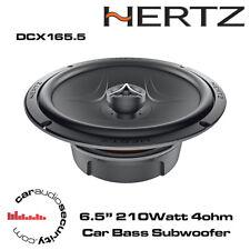 """HERTZ ecx165.5 engergy Series 17cm 6.5"""" 2-way coassiale PORTA DIFFUSORI 210 WATT"""