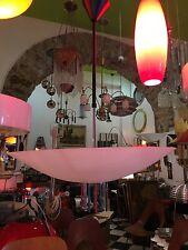 LAMPADA A SOSPENSIONE 70s MURANO GLASS ITALIAN STYLE PENDANT LAMP