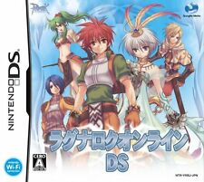 Used Nintendo DS Ragnarok Online DS Japan Import (Free Shipping)