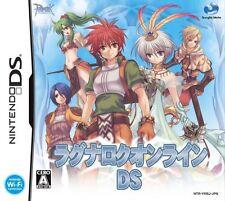 Used Nintendo DS Ragnarok Online DS Japan Import (Free Shipping)