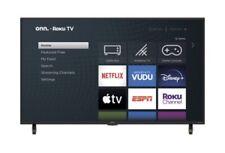 "onn. 43"" Class 4K UHD LED Roku Smart TV HDR (100012584)"