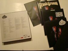 Cream - Fresh Cream Deluxe Edition 6 LP Boxset Box vinyl