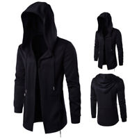 Cosplay Men Costume Stylish Creed Hoodie Cool Coat For Assassins Cagoule Jacket