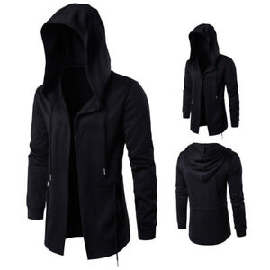 Hot Men Jacket Costume Cosplay Stylish Creed Hoodie Cool Coat For Assassins Cool