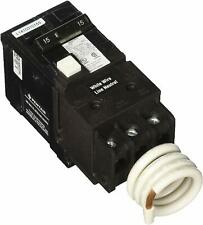 Pentair Pa215Gf 2-Pole Gfci Circuit Breakers, 15-Ampere