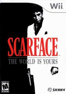 Scarface: The World is Yours - Nintendo  Wii Game