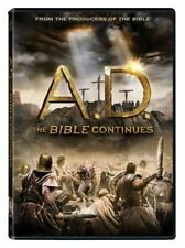 A.d. The Bible Continues Region 1 DVD