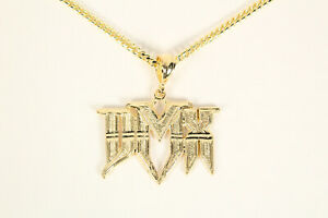DMX necklace pendant and chain