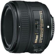 Nikon Auto and Manual Focus Camera Lens