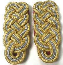WWII GERMAN HEER GENERAL TUNIC SHOULDER BOARDS
