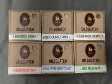 Dr. Squatch Soap - Less Popular Soap - Cool Fresh Aloe, Deep Sea Goat Milk, More