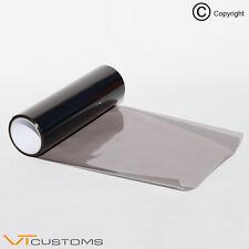 30 cm x 120 cm light smoke black Tint Film Phares Feux Arrière Voiture Vinyle Wrap