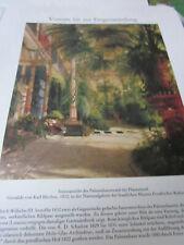 Berlin 6043 Palmenhaus auf der Pfaueninsel 1832 Karl Blechen