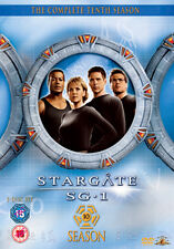 DVD:STARGATE SG1 SERIES 10 BOX SET - NEW Region 2 UK