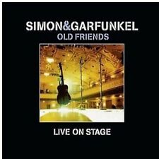 SIMON & GARFUNKEL Old Friends Live On Stage 2CD BRAND NEW