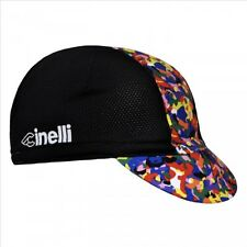 Cinelli Cap Collection:  Cork Caleido Cycling Cap