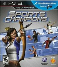 Ps3 Move - Sport Champion Move Edition (PS3) - Game  4YVG The Cheap Fast Free