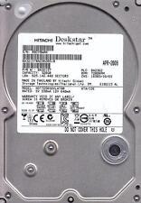 HDT725032VLAT80  p/n: 0A32157 mlc: BA2362 Hitachi 320Gb IDE D1
