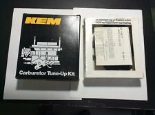 Carburetor Repair Kit Walker Products - KEM 15555
