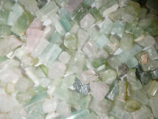African Tourmaline Light Color Clear 0.1 to 1.6 g small pieces 1 Kg Lot