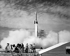The Bumper V-2 was the First Missile Launched at Cape Canaveral on July 24, 1950