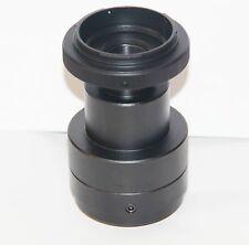 Camera Adapter Nikon AI To Olympus Microscope Trinocular 4 U-CMAD3 AX BX41 MX51