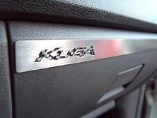 PLAQUE FORD KUGA TITANIUM TREND TDCI 4X4 AWD 4WD MS DESIGN SPORT RS ST DIESEL