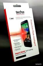 Genuine Tech21 Impact Shield Self Heal PROTEGGI SCHERMO per HTC One M8 t21-4079