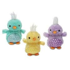 "Cuddle Barn E0 Sing Lil Chick Squeezers 4"" Chirp and Play Happy Easter Cb28355"