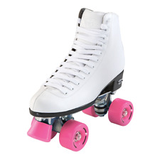 Riedell Wave roller skate quad women's  size 4 white